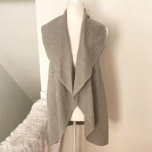 Ann Taylor Factory Cowl Sweater Vest
